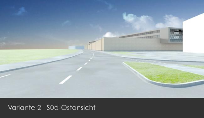 Architekturbüro Dierk Koller - EvoBus Mannheim