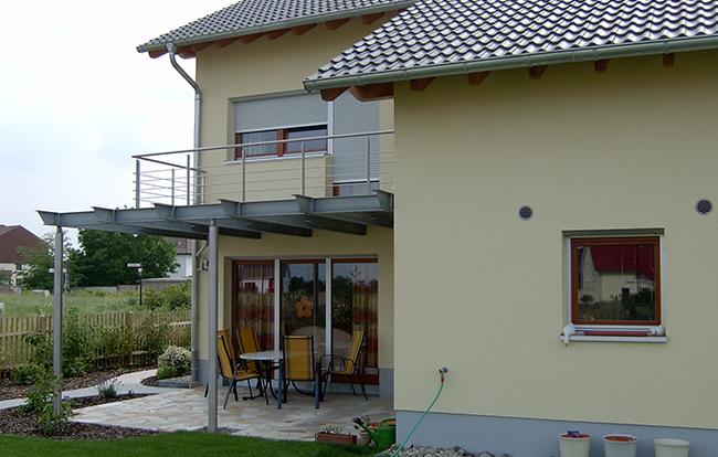 Architekturbüro Dierk Koller - Wohnhaus Lambsheim