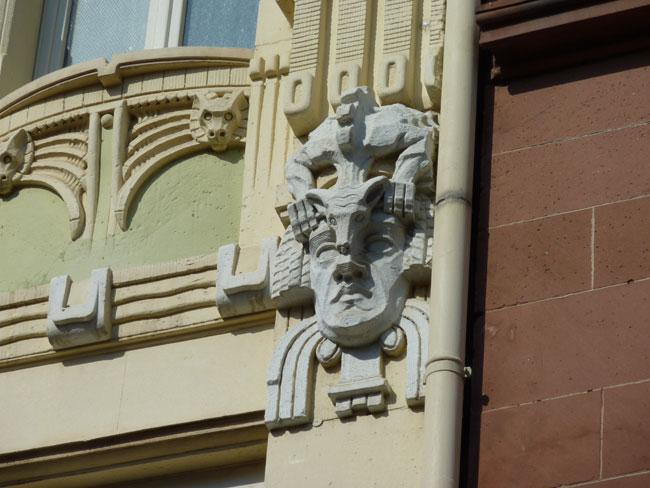 Architekturbüro Dierk Koller - Wohn- und Geschäftshaus in Neustadt a.d. Weinstraße