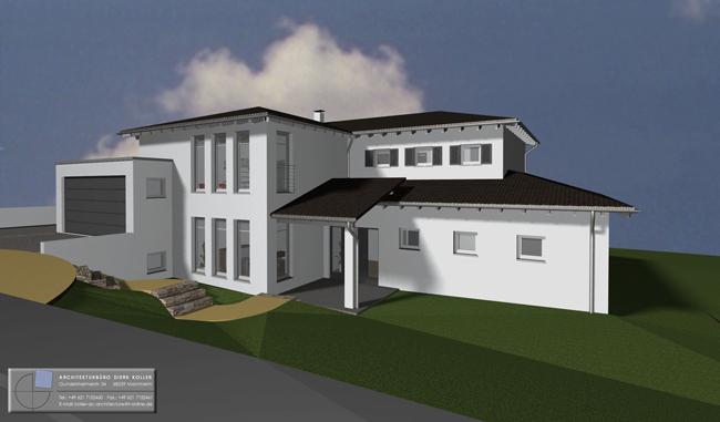 Architekturbüro Dierk Koller - Wohnhaus Winterscheid