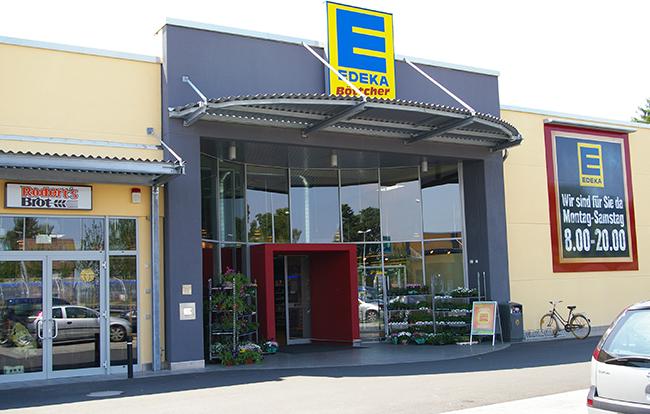 Architekturbüro Dierk Koller - Fachmarktzentrum Zülpich