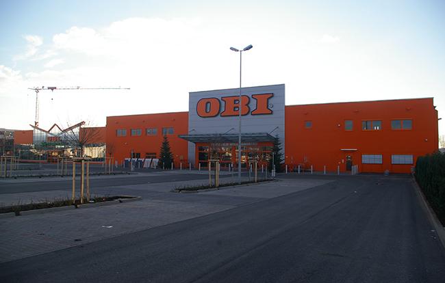 Architekturbüro Dierk Koller - Fachmarktzentrum Hockenheim