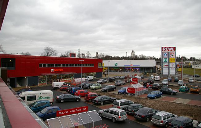 Architekturbüro Dierk Koller - Fachmartzentrum Stadtallendorf