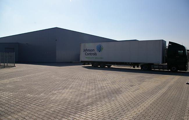 Architekturbüro Dierk Koller - Logistikzentrum Neuenburg