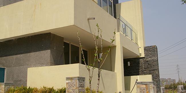 Architekturbüro Dierk Koller - Australien Garden - Bejing (China)