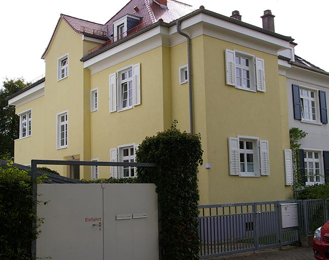 Architekturbüro Heidelberg wohnhaus in heidelberg architekturbüro dierk koller