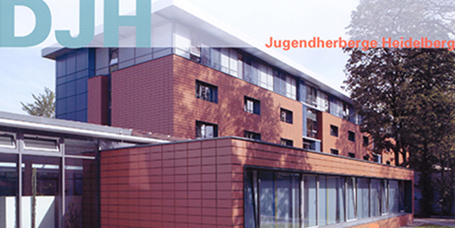 Architekturbüro Heidelberg jugendherberge heidelberg architekturbüro dierk koller