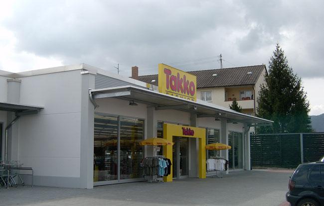 Architekturbüro Dierk Koller - Fachmärkte in Edenkoben