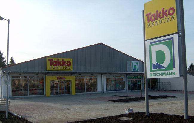 Architekturbüro Dierk Koller - Fachmärkte in Mutterstadt