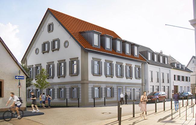 Architekturbüro Dierk Koller - Wohnhaus Wiesloch